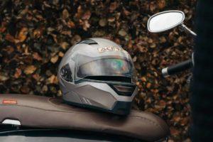 Der richtige Motorradhelm: Darauf solltest Du achten!